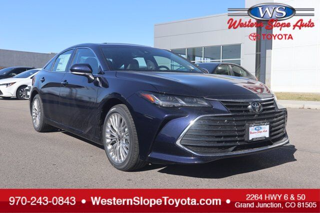 2021 Toyota Avalon Limited AWD Grand Junction CO