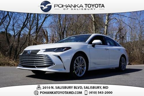 2021_Toyota_Avalon_Limited_ Salisbury MD