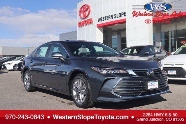 2021 Toyota Avalon XLE AWD Grand Junction CO