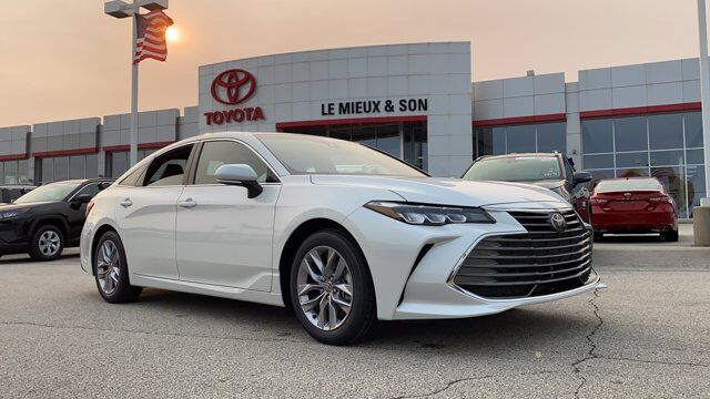 2021 Toyota Avalon XLE Green Bay WI