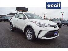2021_Toyota_C-HR_LE_  TX