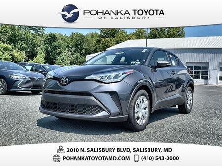 2021_Toyota_C-HR_LE_ Salisbury MD