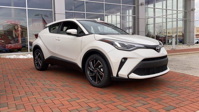 2021 Toyota C-HR Limited Green Bay WI