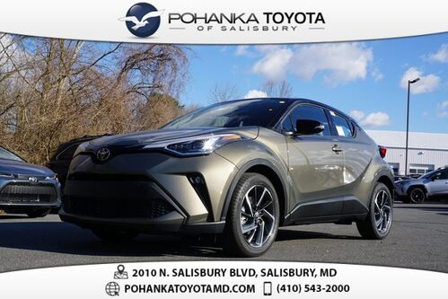 2021_Toyota_C-HR_Limited_ Salisbury MD