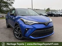 2021 Toyota C-HR Limited South Burlington VT