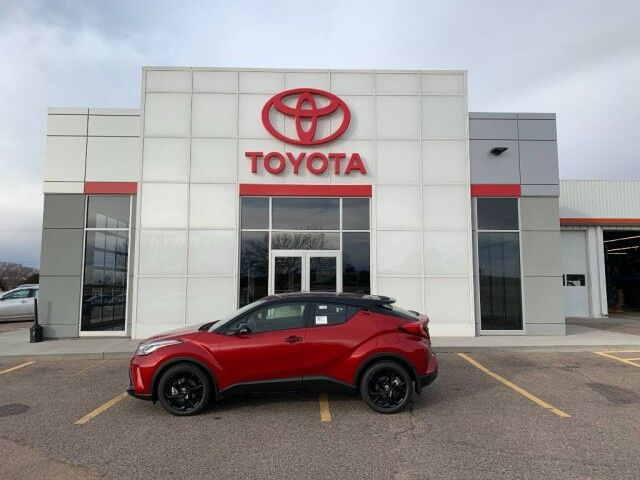 2021 Toyota C-HR Nightshade North Platte NE