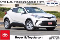 2021_Toyota_C-Hr_LE_ Roseville CA