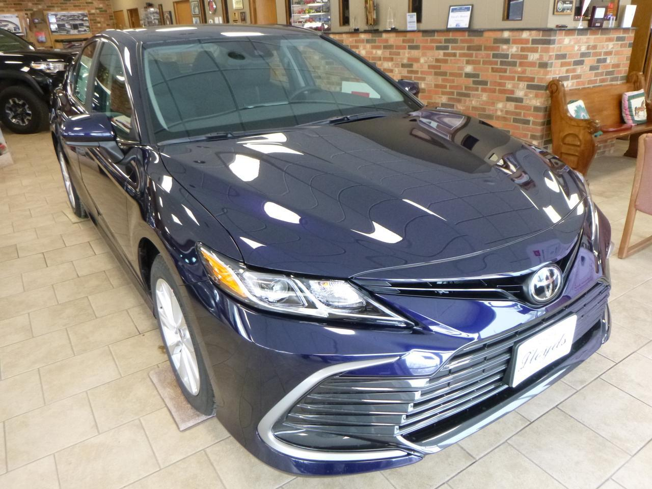 2021 Toyota Camry AWD LE Jamestown ND