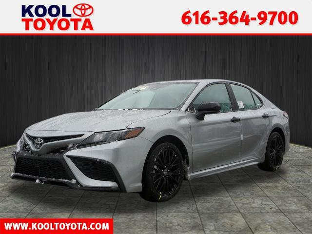 2021 Toyota Camry Camry SE Nightshade Edition AW SE Nightshade Edition AWD Grand Rapids MI