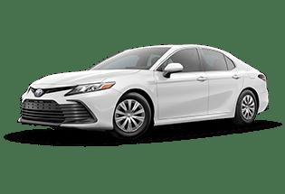 2021 Toyota Camry Hybrid LE Santa Rosa CA