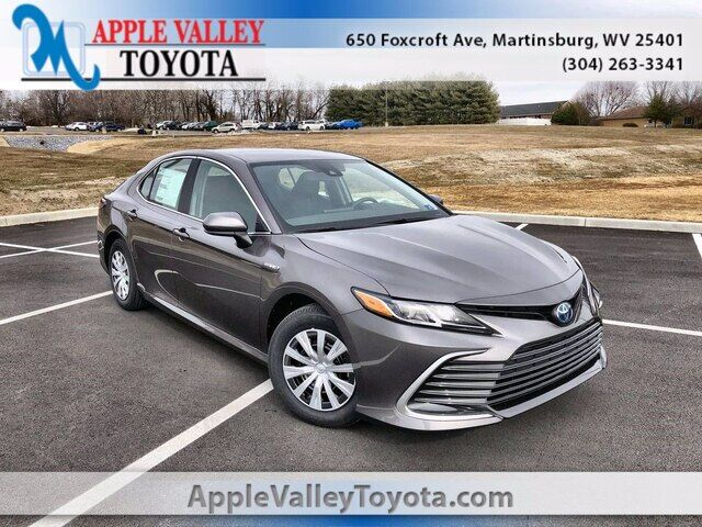 2021 Toyota Camry Hybrid LE Martinsburg WV