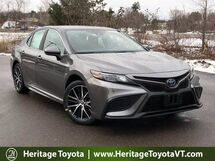2021 Toyota Camry Hybrid SE South Burlington VT