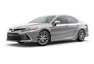 2021 Toyota Camry Hybrid XLE White River Junction VT