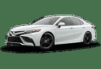 Toyota Camry Hybrid XSE 2021