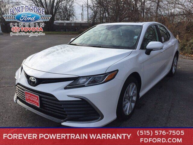 2021 Toyota Camry LE Fort Dodge IA