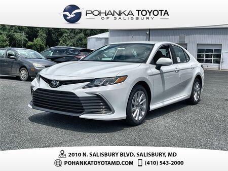2021_Toyota_Camry_LE_ Salisbury MD