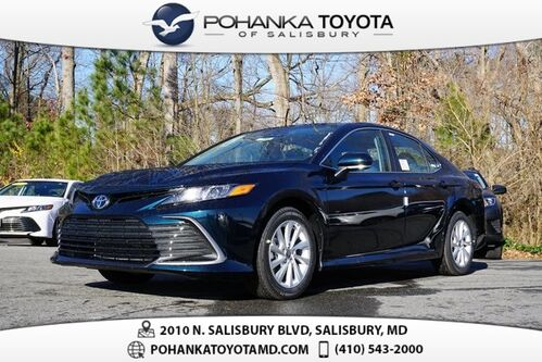 2021_Toyota_Camry_LE_ Salisbury MD