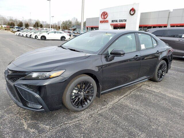2021 Toyota Camry SE Bloomington IN