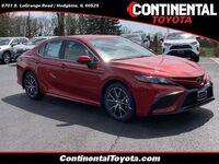 Toyota Camry SE 2021