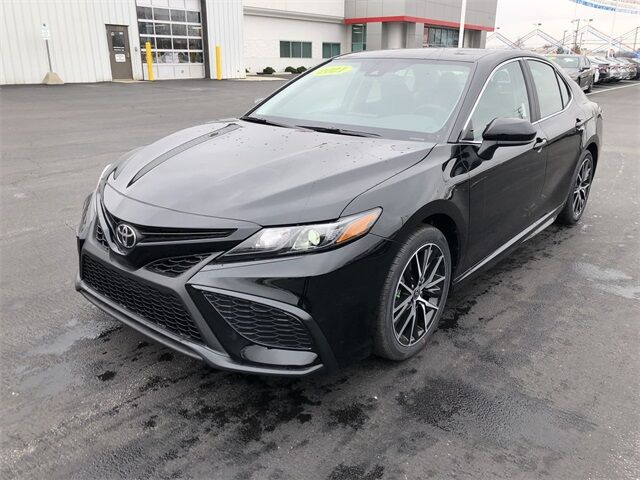 2021 Toyota Camry SE Lima OH