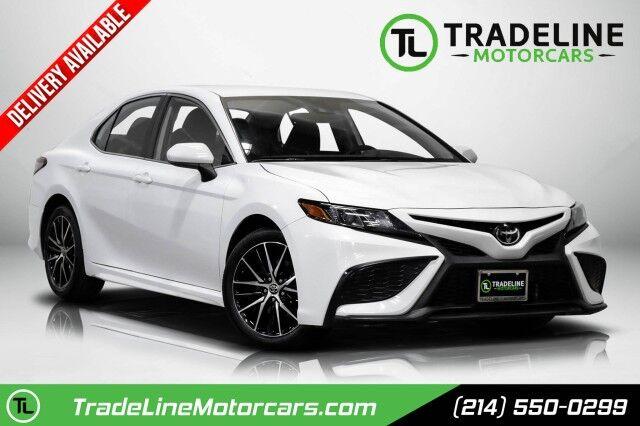 2021 Toyota Camry SE Nightshade CARROLLTON TX