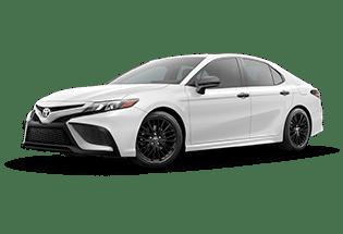 2021_Toyota_Camry_SE Nightshade Edition_ Santa Rosa CA