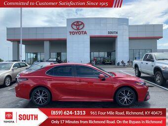 2021_Toyota_Camry_SE_ Richmond KY