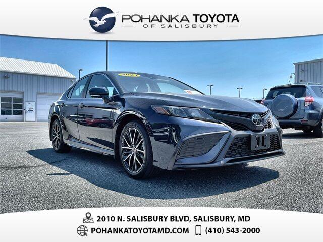 2021 Toyota Camry SE Salisbury MD