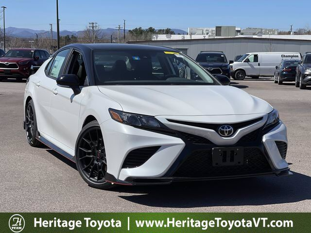2021 Toyota Camry TRD South Burlington VT