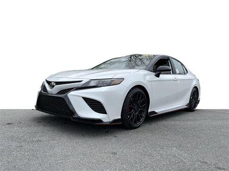 2021_Toyota_Camry_TRD V6_ Salisbury MD