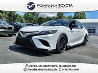 Toyota Camry TRD V6 2021