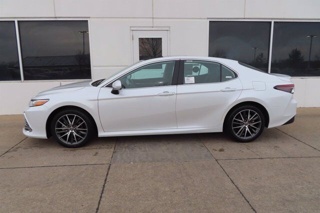 2021 Toyota Camry XLE AWD Moline IL