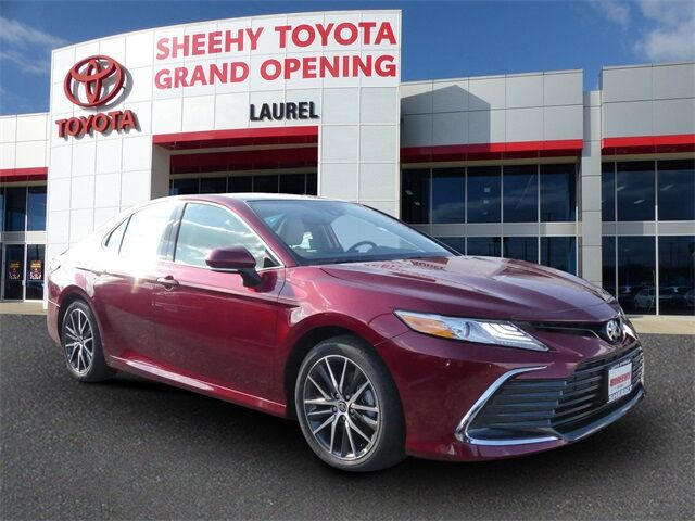 2021 Toyota Camry XLE Laurel MD