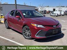 2021 Toyota Camry XLE South Burlington VT