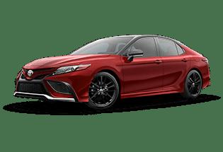 2021_Toyota_Camry_XSE_ Santa Rosa CA