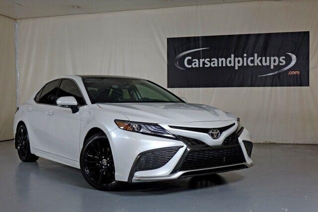 2021 Toyota Camry XSE Dallas TX
