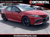 Toyota Camry XSE 2021