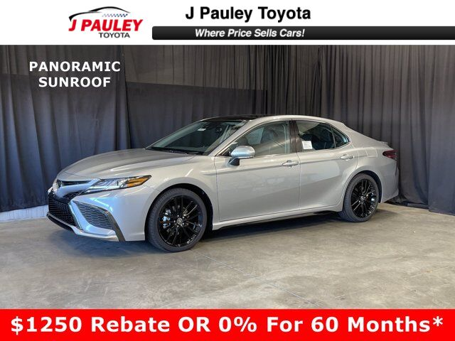 2021 Toyota Camry XSE Fort Smith AR