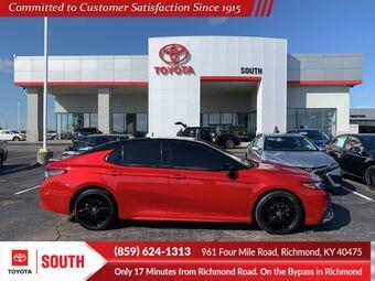 2021_Toyota_Camry_XSE_ Richmond KY