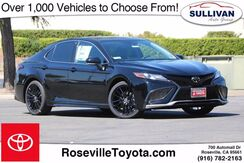 2021_Toyota_Camry_XSE_ Roseville CA
