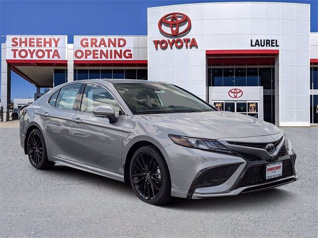 2021 Toyota Camry XSE Laurel MD