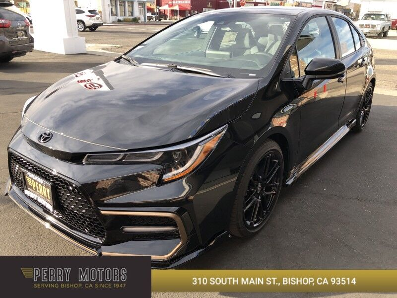 2021 Toyota Corolla APEX SE Bishop CA