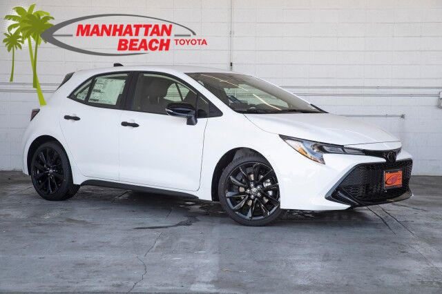 2021 Toyota Corolla Hatchback Nightshade Manhattan Beach CA