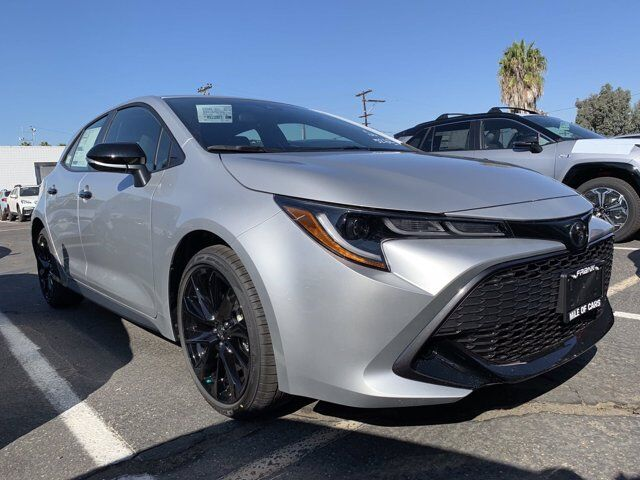 2021 Toyota Corolla Hatchback Nightshade National City CA