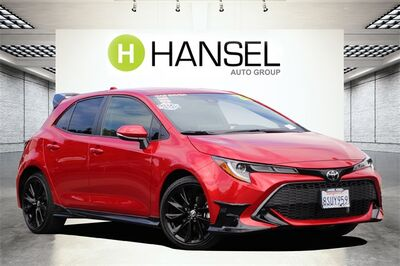 2021_Toyota_Corolla Hatchback_SE_ Santa Rosa CA