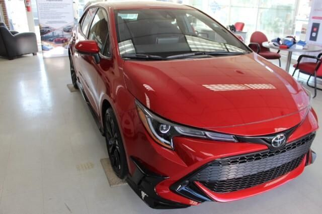 2021 Toyota Corolla Hatchback SE CVT Fort Scott KS