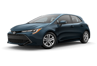 2021 Toyota Corolla Hatchback SE Claremont NH