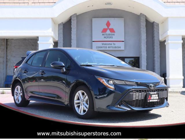 2021 Toyota Corolla Hatchback SE Costa Mesa CA