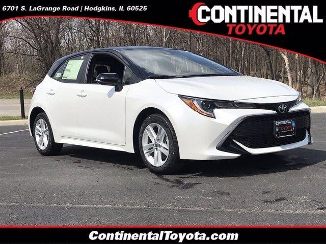 2021 Toyota Corolla Hatchback SE Chicago IL