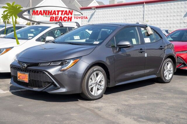 2021 Toyota Corolla Hatchback SE Manhattan Beach CA